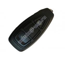 Ford(Форд) smart ключ 3 кнопки. Mодели:: Mondeo, Focus III, Kuga и др модели