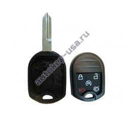 Ford корпус ключа 5 кнопок Explorer