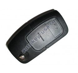Ford(Форд) ключ (Плата ОРИГИНАЛ) выкидной с дистанционным управлением (3 кнопки). Модели:: Focus II и д.р модели