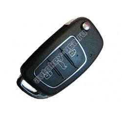 Hyundai(Хендай) Универсальный ключ Подходит для моделей солярис с 2013 по 2016.Производитель: Keyless Engineering