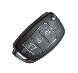 Hyundai(Хендай) Santa Fe с 07,06,2012 по 02,06,2015, Grand Santa Fe с 04,2013 (4D-60*80) Европа