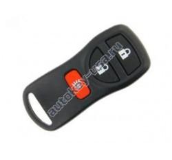 INFINITI(Инфинити) брелок с дистанционным управлением ( 2 кнопки+panic). Номер:: KBRASTU15