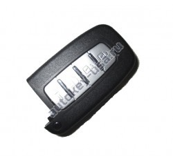 Kia(Киа) корпус smart ключа (4 кнопки)