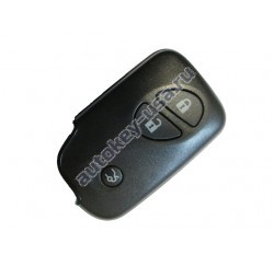 Lexus(Лексус) smart ключ 3 кнопки. Подходит к моделям is250,350,LS460,GS300,350,430,460 c 2006-2008 433Mhz.P1-94 MDL 14AAC
