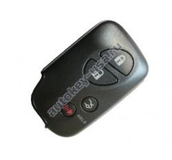 Lexus(Лексус) smart ключ (3 кнопки+panic)Для автомобилей из США 315Mhz. Номер: HYQ14AAB(Page 94)