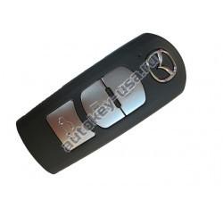 """Mazda(Мазда) 6 c 2010-2012 Siemens VDO5WK43403D. Для замка с системой """"Барашек"""""""