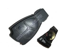 Mercedes(Мерседес) smart ключ (3 кнопки б/у)