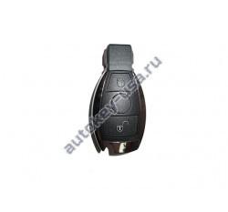 Mercedes(Мерседес) smart ключ 2 кнопки Европа