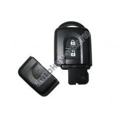 Nissan(Ниссан) корпус smart ключа (БЕЗ ЛОГОТИПА)