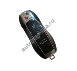 PORSCHE(ПОРШЕ) Smart ключ 3 кнопки 433 Mhz