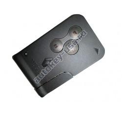 Renault(Рено) Megane smart-карта 3 кнопки
