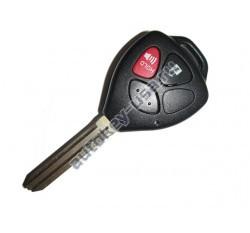 Toyota(Тойота) ключ с дистанционным управлением (2 кнопки+panic) ID:M02B41TG