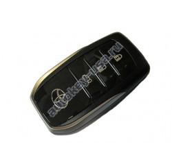 Смарт-Ключ Тойота LC 200 (Toyota) 3 кнопки MDL BJ2EW