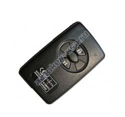 Toyota smart ключ Б/У RAV4 c 2010-2012, Urban Cruiser с 2010. Номер: MDL B90EA 433Mhz