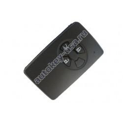 Toyota(Тойота) smart ключ 3 кнопки. Номер:MDL B51EA. ( Аналог )
