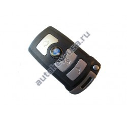 BMW(БМВ) корпус smart ключа (4 кнопки)