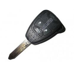 Dodge(Додж) ключ с дистанционным управлением (3 кнопки)