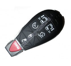 Jeep(Джип) оригинальный smart ключ (6 кнопок+panic) США