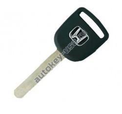 Honda заготовка ключа с местом под чип HON66