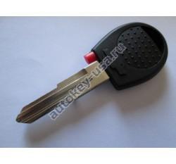 Chevrolet(Шевроле) заготовка ключа с местом под чип