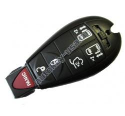 Chrysler(Крайслер) smart ключ (5 кнопок+panic) США