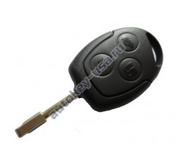 Ford(Форд) ключ с дистанционным управлением (3 кнопки). Чип 4D-60. Модели:: Focus I, Mondeo и д.р модели.