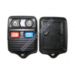 Ford корпус брелка (3 кнопки+panic). США