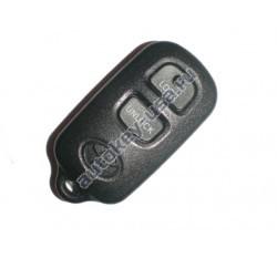 Toyota(Тойота) брелок (2 кнопки). Для автомобилей из США. Для модели Сorolla и другие модели. Номер ID:: GQ43VT14T