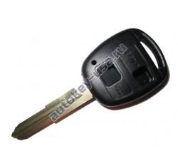 Toyota(Тойота) корпус дистанционного ключа (2 кнопки), лезвие TOY 41R