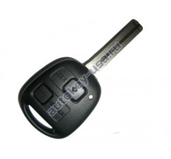 Lexus(Лексус) ключ с дистанционным управлением (2 кнопки). Модель RX300(первый кузов), для автомобилей из Европы