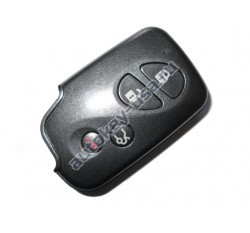 Lexus(Лексус) корпус smart ключа (3 кнопки+panic)
