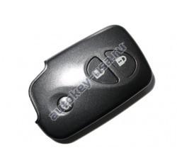 Lexus(Лексус) корпус smart ключа (3 кнопки)