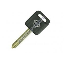 Nissan заготовка ключа с чипом (чип 41)