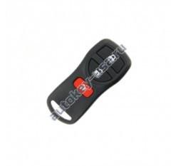 Nissan(Ниссан) брелок дистанционного управления (2 кнопки+panic). Для автомобилей из США. Номер::FCC ID::CWTWB1U415, CWTWB1U733