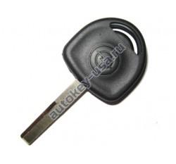 Opel(Опель) заготовка ключа с местом под чип