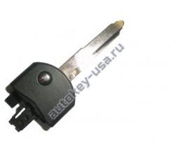 Mazda(Мазда) верхняя часть выкидного ключа с чипом( чип 4D-63 80 bit)