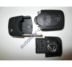 Audi(Ауди) корпус выкидного ключа(3 кнопки)
