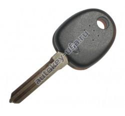 Hyundai(Хендай) заготовка ключа с местом под чип