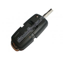 Skoda(Шкода) корпус выкидного ключа 2 кнопки