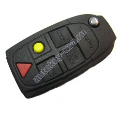 Volvo(Вольво) ключ выкидной с дистанционным управлением. Для автомобилей из США