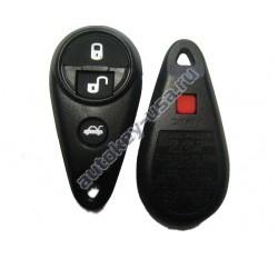 SUBARU(Субару) брелок с дистанционным управлением (3 кнопки+panic). Номер:: NHVWB1U711, 3495A-WB1U711