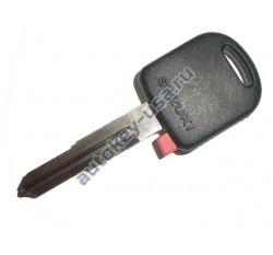 Suzuki заготовка ключа с местом под чип SZ11R