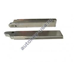 Citroen(Ситроэн) лезвие выкидного ключа (С боковыми каналами)