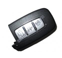 Hyundai корпус smart ключа (3 кнопки)