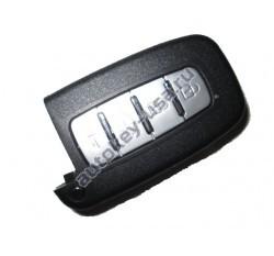 Hyundai(Хендай) корпус smart ключа (4 кнопки)