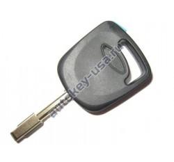 Jaguar(Ягуар) заготовка ключа с местом под чип (логотип Ford)