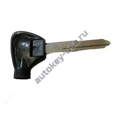 YAMAHA(Ямаха) заготовка ключа с местом под чип( Пластиковая часть ключа складная)