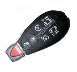 Jeep(Джип) smart ключ (6 кнопок+panic)