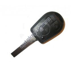 BMW(БМВ) корпус ключа без платы (3 кнопки)