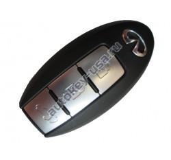Infiniti(Инфинити) smart ключ (3 кнопки). Модель:: QX56 с 2010г 433Мгц